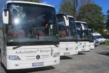 Askeladden Reiser und Transport